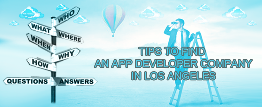 Mobile application building in los angeles