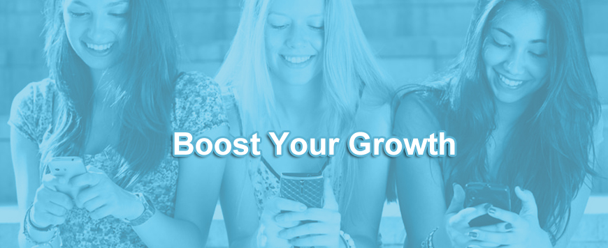 boost your growth