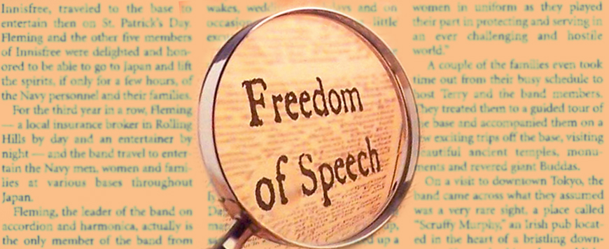 How Freedom of Speech in the Digital Age is Changing